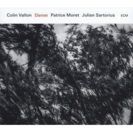 CD Colin Vallon : Danse