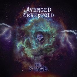 CD Avenged Sevenfold : The Stage