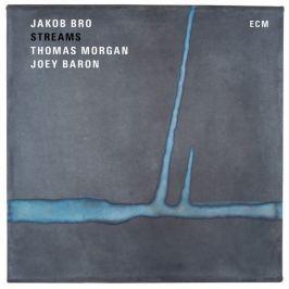 Jakob Bro / Morgan / Baron : Streams LP