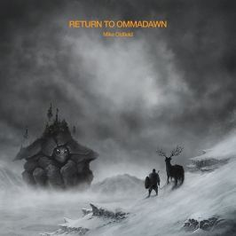 Mike Oldfield : Return To Ommadawn LP