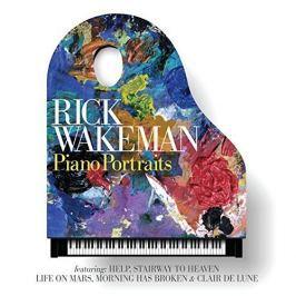 Rick Wakeman : Piano Portraits 2LP