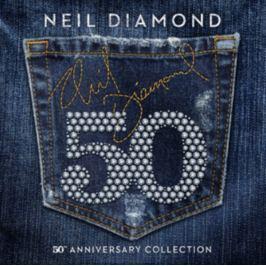 CD Neil Diamond : 50th Anniversary Collection
