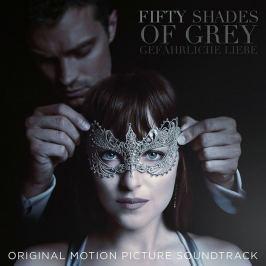 CD OST / Soundtrack : Fifty Shades Darker (Padesát odstínů temnoty)