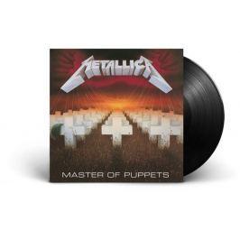 Metallica: Master Of Puppets (Reedice) LP