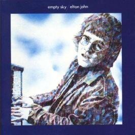 Elton John : Empty Sky LP
