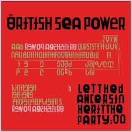 British Sea Power : Let The Dancers Inherit The Party LP