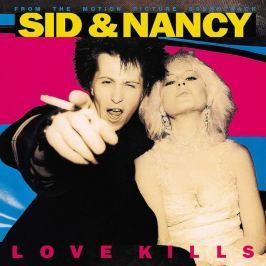 CD OST / Soundtrack : Sid & Nancy (Love Kills)