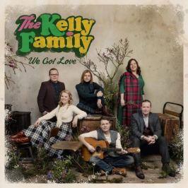 CD Kelly Family : We Got Love