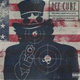 Ice Cube : Death Certificate / 25th Anniversary Edition LP
