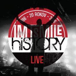 CD I.M.T. Smile : History Live 2