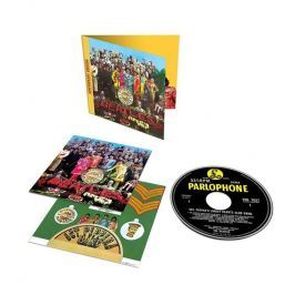 CD Beatles : The Sgt.Pepper's Lonely Hearts Club Band (50th Anniv. Edition)