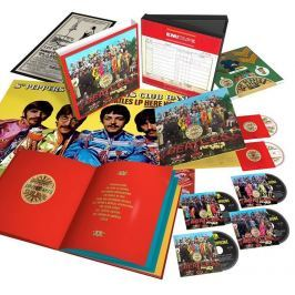 One Beatles : The Sgt.Pepper's Lly Hearts Club Band (LIMITED SUPER DELUXE) 4CD+DV