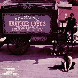Neil Diamond : Brother Loves Travelling Salvation Show LP