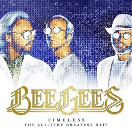 CD Bee Gees : Timeless (The All Times Greatest Hits)