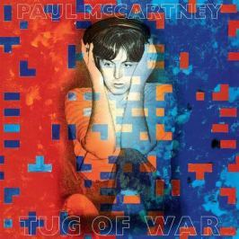 Paul McCartney : Tug Of War LP