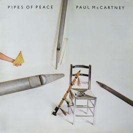 Paul McCartney : Pipes Of Peace LP