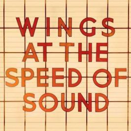 CD Wings : Wings At The Speed Of Sound