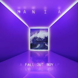 CD Fall Out Boy : Mania