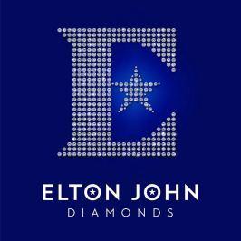 Elton John : Diamonds / 2LP LP