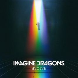 CD Imagine Dragons : Evolve (Deluxe edition)