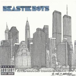 CD Beastie Boys : To The 5 Boroughs
