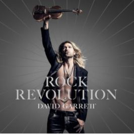 David Garrett : Rock Revolution LP