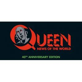 Queen : News Of The World: 40th Anniversary Box