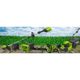 Greenworks AKU zahradní  set 60 V