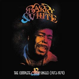 CD Barry White : The Complete 20th Century Records Singles (1973-1979)
