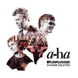 DVD A-HA : MTV Unplugged - Summer Solstice  2CD+