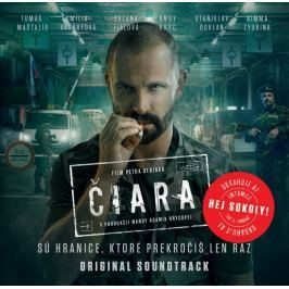 CD OST / Soundtrack : Čiara