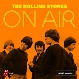 CD Rolling Stones : On Air