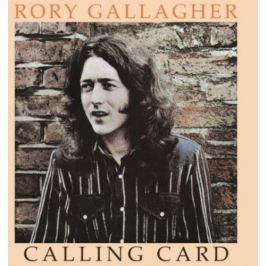 Rory Gallagher : Calling Card  LP
