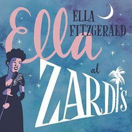 CD Ella Fitzgerald : Ella At Zardi's