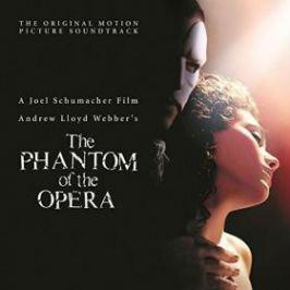 CD OST / Soundtrack : Phantom Of The Opera (Andrew Lloyd Webber)