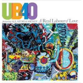 Ub 40 : A Real Labour Of Love LP