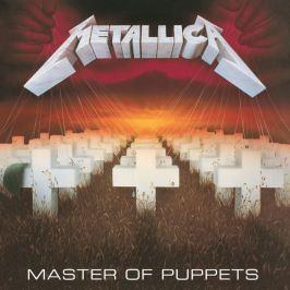 CD Metallica: Master Of Puppets (Reedice)