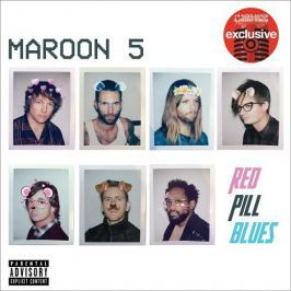 CD Maroon 5 : Red Pills Blues (Deluxe Edition)