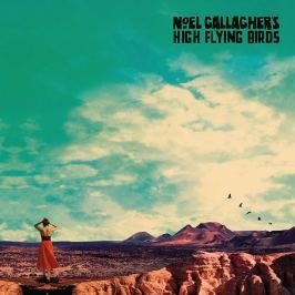 CD Noel Gallagher's High Flying Birds : Who Built The Moon?