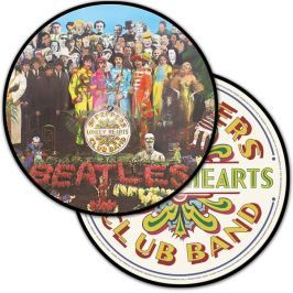 Beatles : Sgt.pepper's Lonely Hearts Club Band/picture 50th Anniversary Edition