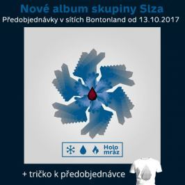CD Slza : Holomráz
