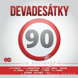 CD Devadesátky : To nejlepší