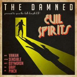 CD Damned : Evil Spirits