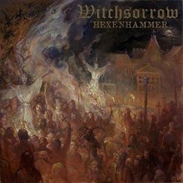 CD Witchsorrow : Hexenhammer