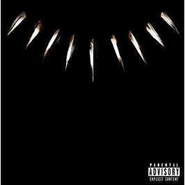 OST / Black Panther : The Album Music From And Inspired By (Kendrick Lamar & SZ