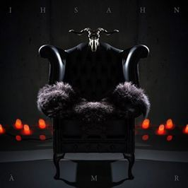 CD Ihsahn : Amr (Hardback Version)