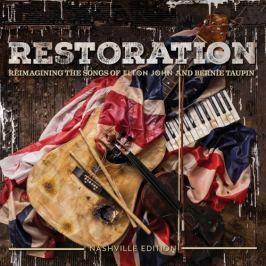 CD Restoration : Reimagining The Songs Of Elton John And Bernie Taupin