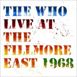 The Who : Live At The Fillmore (50th Anniversary Edition 2018) LP