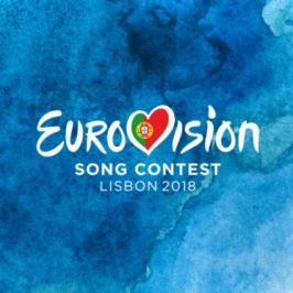 CD Eurovision Song Contest 2018