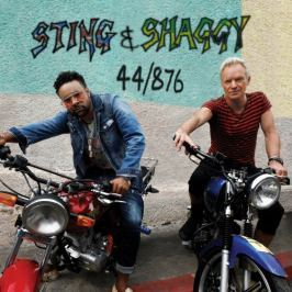 CD Sting & Shaggy : 44/876 / Deluxe